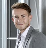 Marcel Fischer Firmenkundenberater bei Bürgschaftsbank Thüringen