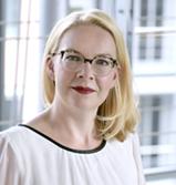 Nadine Baerthel Firmenkundenbetreuerin bei Bürgschaftsbank Thüringen